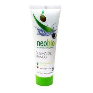 Crema de Manos Nutritiva Neobio - 75 ml.