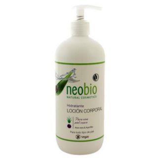 Loción Corporal Hidratante Neobio - 500 ml.