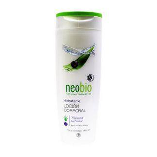 Loción Corporal Hidratante Neobio - 250 ml.