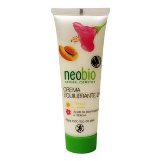 Crema Equilibrante 24 Horas Neobio - 50 ml.
