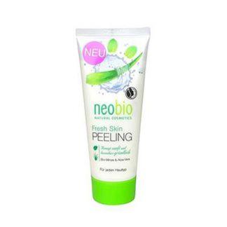 Peeling Crema Facial Neobio - 100 ml.