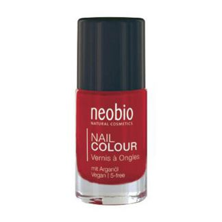 Esmalte de Uñas Wild Strawberry 05 Neobio - 8 ml.