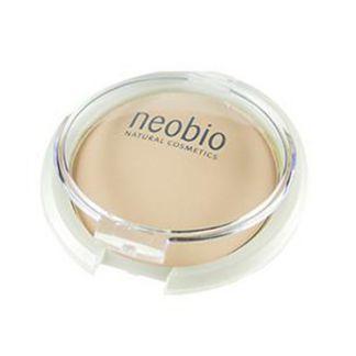 Maquillaje en Polvo Compacto Light Beige 01 Neobio - 10 gramos