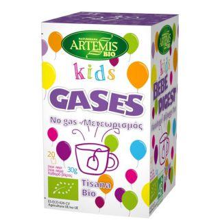 Kids Gases Bio Artemis Herbes del Molí - 20 bolsitas