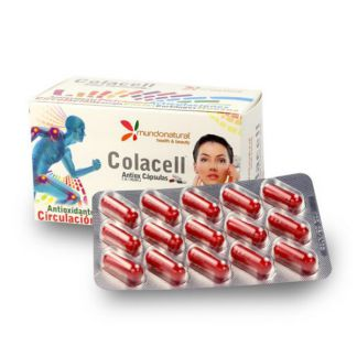 Colacell Antiox Mundonatural - 90 cápsulas