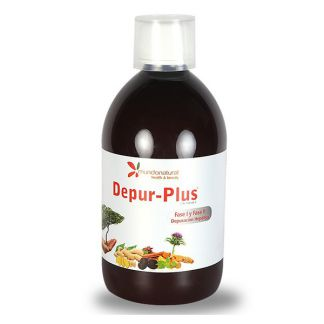 Depur-Plus Mundonatural - 500 ml.