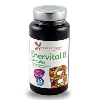 Enervital B Complex Mundonatural - 60 cápsulas