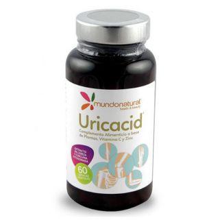 Uricacid Mundonatural - 60 cápsulas
