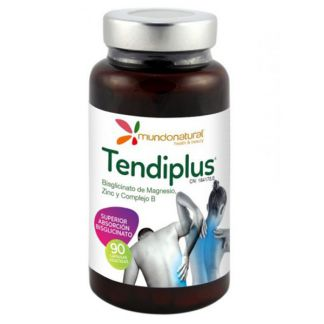 Tendiplus Mundonatural - 90 cápsulas