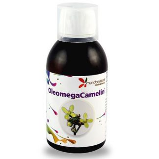 Oleomega Camelin Mundonatural - 200 ml.