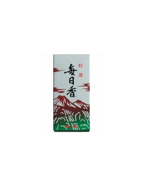 Incienso Mainichiko Montañas - caja 330 barritas
