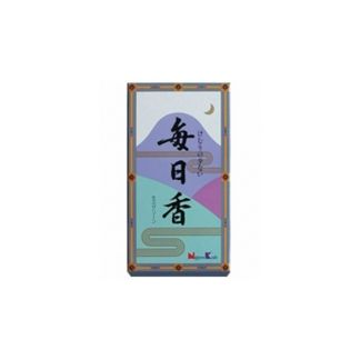 Incienso Mainichiko Musgo - caja 300 barritas
