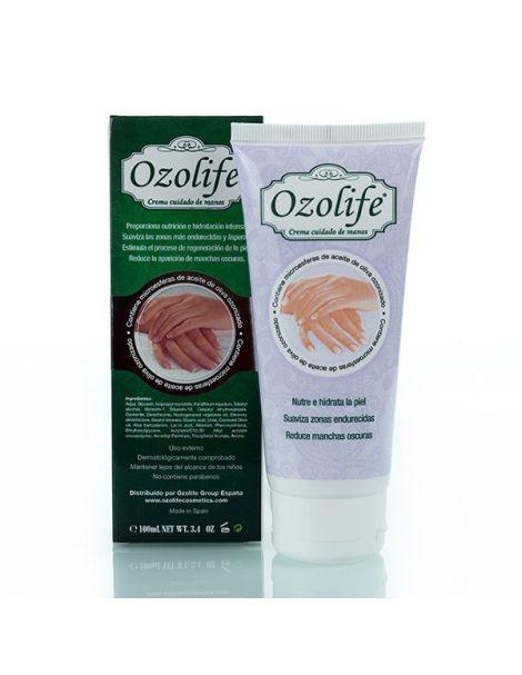 Crema de Manos Ozolife - 100 ml.
