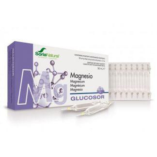 Glucosor Magnesio Soria Natural  - 28 viales