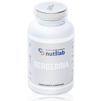 Berberina Nutilab  - 60 cápsulas